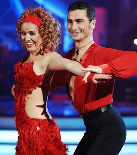 Samba v podání Zuzany Norisové a Jana Klimenta