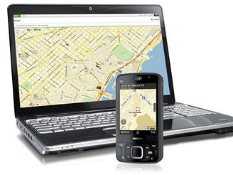 Nokia Mapy 3.0