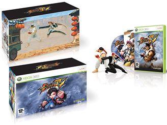 Street Fighter IV - sběratelská edice