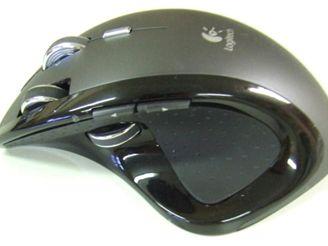 Myš s několika rolovacími kolečky
