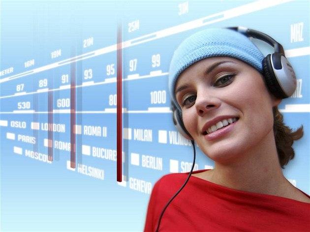 Jaké posloucháte rádio
