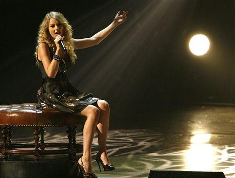 Nominace na Grammy - Taylor Swift