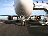 Přední kolo Boeingu 767 - 300 ER