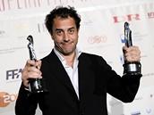 P�ed�v�n� cen Evropsk� filmov� akademie 2008 - italsk� re�is�r Matteo Garrone