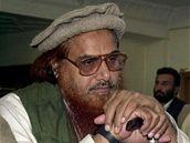 Zakladatelem militantní organizace Laškare tajjaba Háfiz Muhammad.