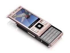 Sony Ericsson C905 Tender Rose