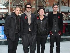 Kapela Take That vydala novou desku The Circus