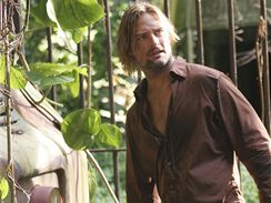 Josh Holloway v seriálu Ztraceni