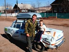 Embéčkem kolem světa - Rusko