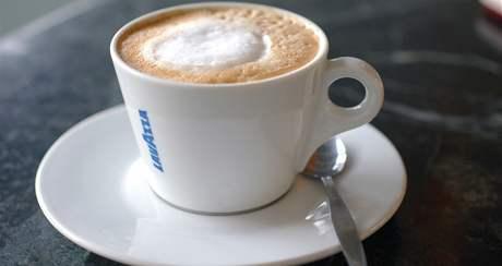 Tropi bar Břeclav - cappuccino