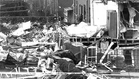 Havárie letadla společnosti Pan-am nad skotským městečkem Lockerbie 21. prosince 1988.