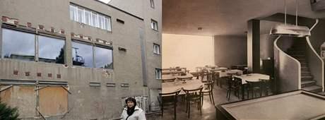 Bývalá kavárna Era