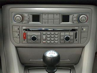 Navigační a multimediální systém Citroen C5