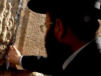 Pošta Bohu v Jeruzalémě