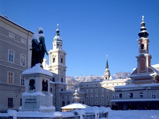Rakousko, Salcburk