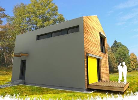 Dům by měl postačit pro 4 až 5 osob