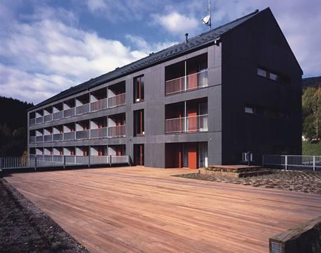 Hotel Omnia v Jánských Lázních