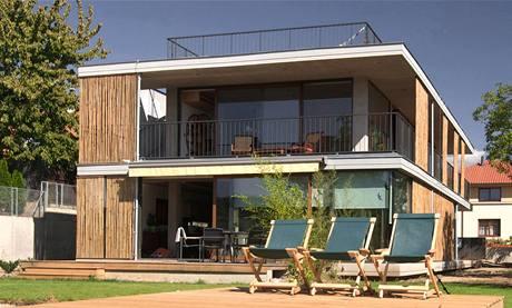 Bambusový dům, Brno