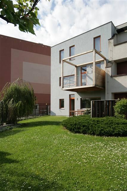 Rodinný dům Polívkova