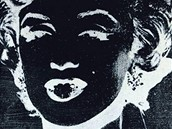 Andy Warhol - Jedna šedá Marilyn (1986)