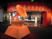 Muzeum Grammy - vstupní lobby