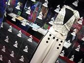Muzeum Grammy - šaty Gwen Stefani