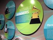 Muzeum Grammy - nejslavnější vítězové