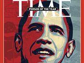 Americký časopis Time vyhlásil Osobností roku 2008 nově zvoleného prezidenta USA Baracka Obamu.