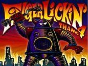 Finger Lickin� - obal desky