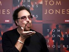 Tom Jones představuje své album 24 Hours