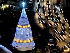 Vánoce v Jižní Koreji