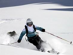 Lyžařka Kateřina Sobotková, Verbier-Švýcarsko