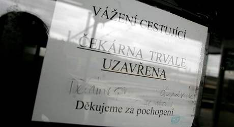 Test stavu českých vlaků.