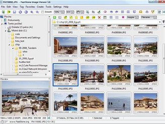 FastStone Image Viewer 3.6