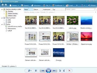 Windows Live Fotoogalerie
