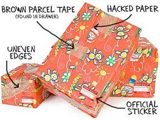 Crap Wrap