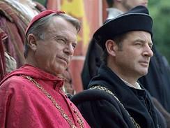Ze seriálu Tudorovci