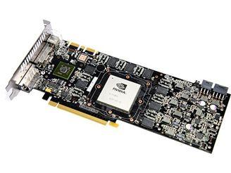 GeForce GTX295 - referenční karta