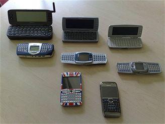 ARM telefony