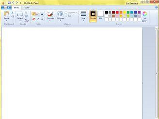 Paint - Windows 7