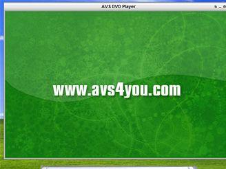 AVS DVD Player