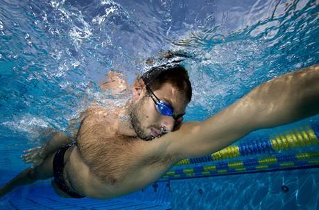 V poslední době je popisováno pozátěžové astma u vrcholových sportovců včetně plavců.