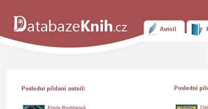 Databázeknih.cz