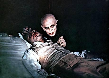 Z filmu Nosferatu - fantom noci