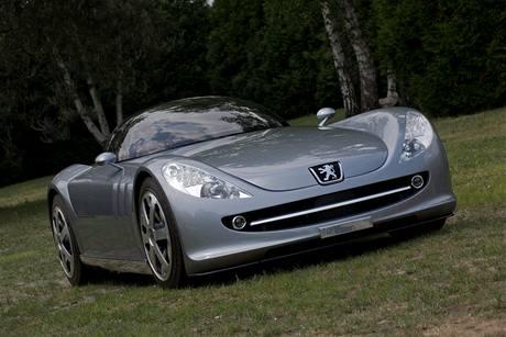 Peugeot 607 Féline