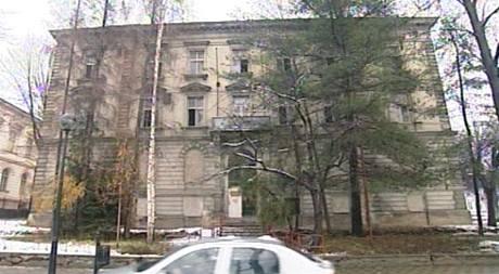Teplický dům v Lipové ulici, o který se Yehuda Koliner přetahuje s Židovskou obcí.