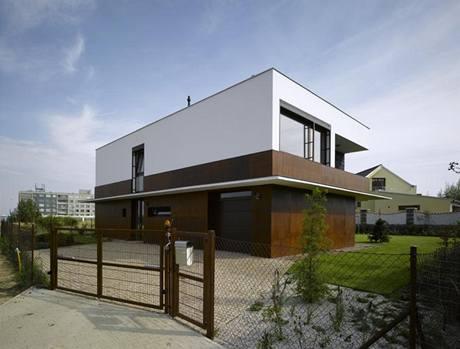 Charakteristický znak domu: obvodový límec