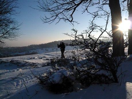 Backcountry - běžkování ve volném terénu