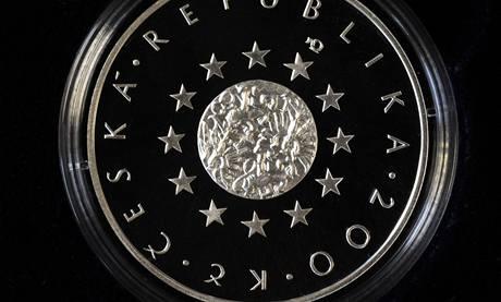 Česká národní banka vydala pamětní mince u příležitosti předsednictví ČR v Radě Evropské unie.