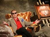 Z programové nabídky TV Barrandov (talk show Jana Saudka)